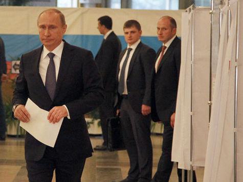 Путин считает прошедшие выборы самыми легитимными за всю историю
