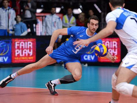 Наши волейболисты покорили Сербию. На очереди – Италия?