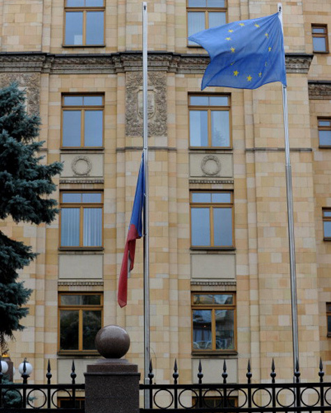 Trapani Ambasciata a Mosca visto