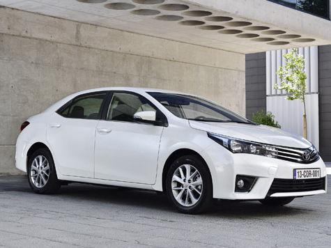 Новая Toyota Corolla: на следующем уровне