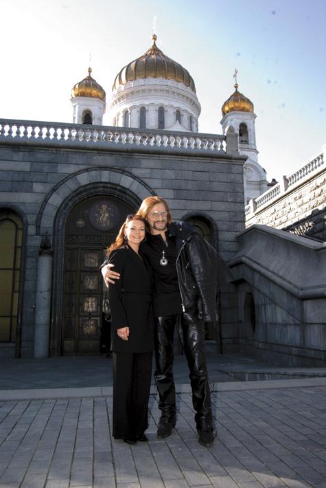 Никита Джигурда – православному эксперту: «Вы умножаете духовную педерастию»