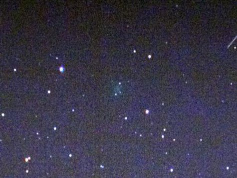 Астроном-дилетант открыл неизвестную специалистам комету