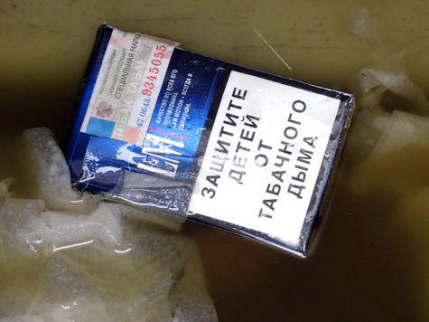 Курить нельзя запретить