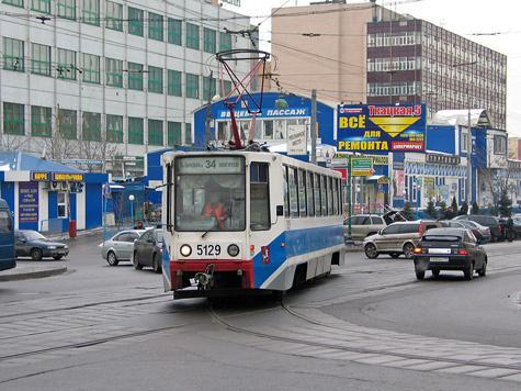 Ради трамваев пожертвуют хинкальной