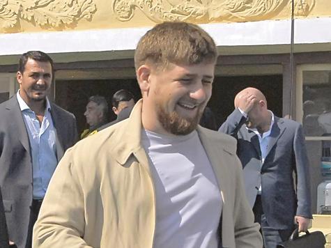 Кадыров расчистил место
