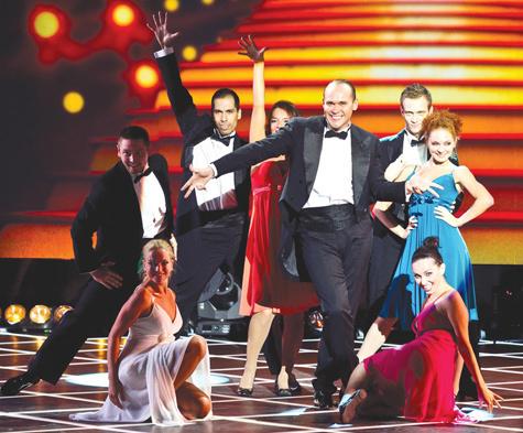 На НТВ закатят «Необыкновенный концерт»