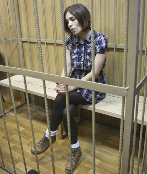 Pussy Riot объявили голодовку