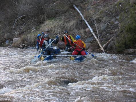 Игры в реку