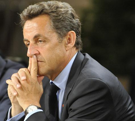 Из-за Саркози обыскали дом Карлы Бруни