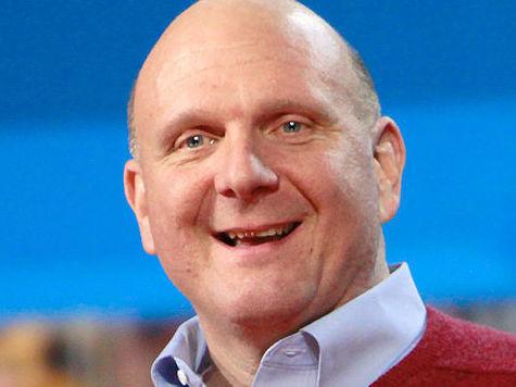 Глава Microsoft собрался в отставку. Акции сразу подскочили