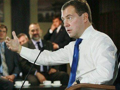 Медведев сегодня объявит о своих планах