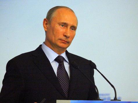 Владимиру Путину нравится практика внезапных проверок армии
