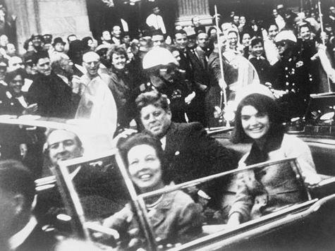 50-летие со дня убийства Кеннеди: Путешествие во времени как рекламный трюк