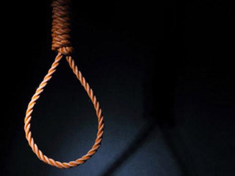 Арест завершился самоубийством