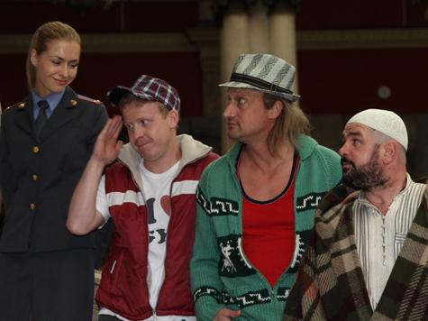 Антон Богданов, Гоша Куценко и Дато Бахтадзе сыграют трех жуликов в новой версии знаменитой комедии Гайдая.