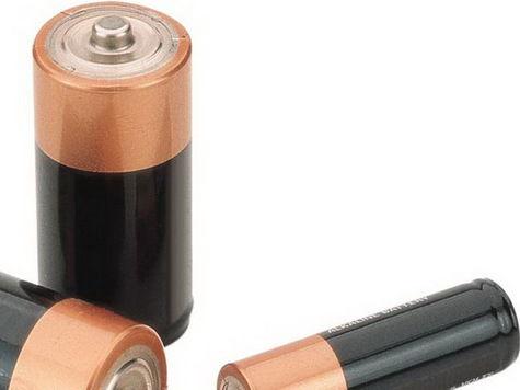 Батарейки — на переплавку