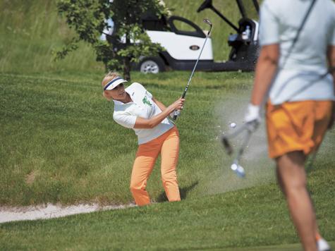 Праздник гольфа