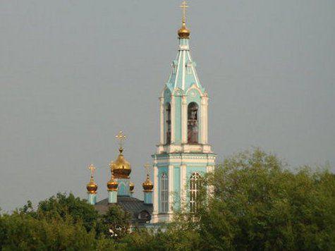 Из храма в Крылатском похитили золотые украшения