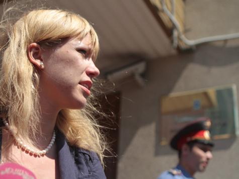 Марию Баронову обвинили в массовых беспорядках