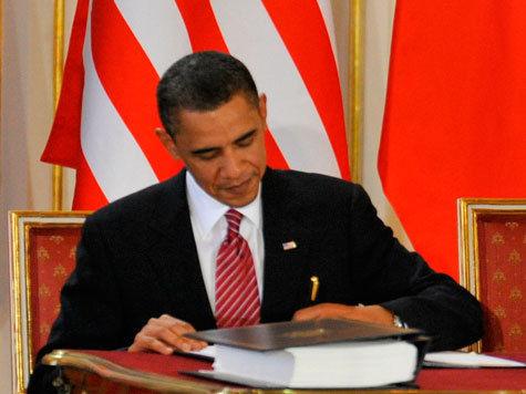 Что Обама пишет Путину?