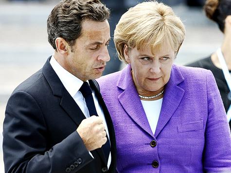 Германия и Франция предложили очередной пакет мер по спасению еврозоны