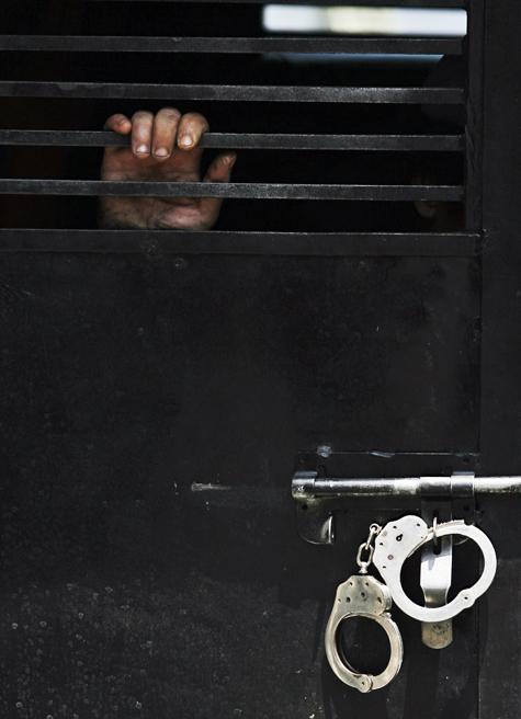 Добро пожаловать... в тюрьму