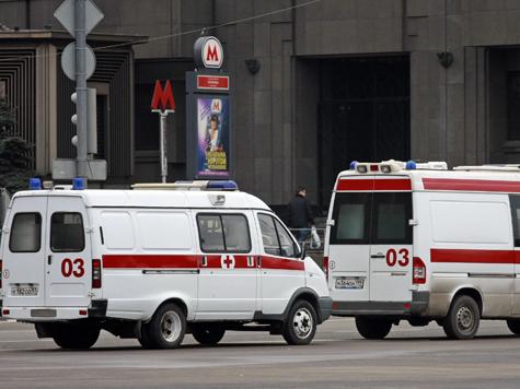 В машине «скорой помощи» даже здоровые стали калеками