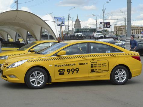 Таксистам дали образец для подражания
