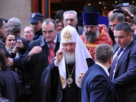 Патриарх Кирилл нанес визиты в Сербию и Черногорию