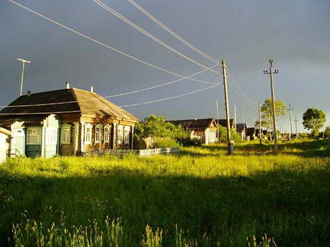 деревни - Нужные схемы и описания для всех.