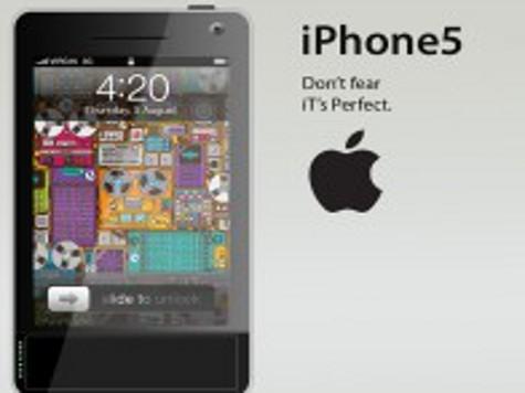Утечка: Iphone 5 выйдет в свет в июне