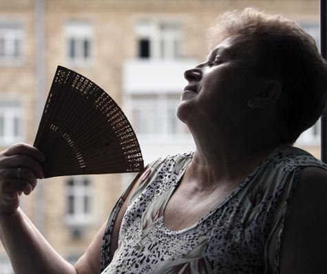 Москва готовится пережить африканскую жару