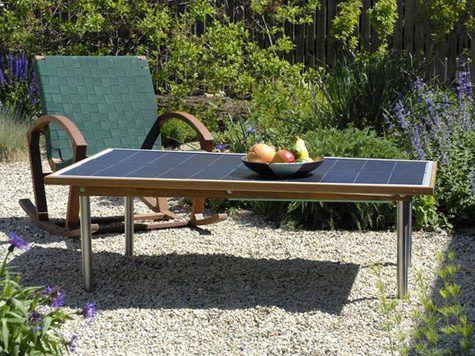 ТОП-5 необычных гаджетов на солнечной энергии