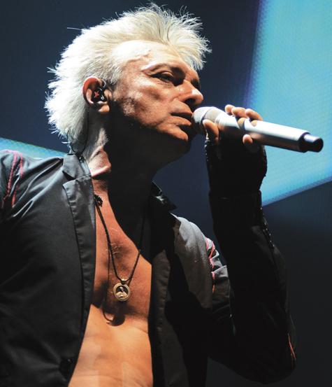 Константин Кинчев: «Отстаивать «честность рокеров» я не буду»