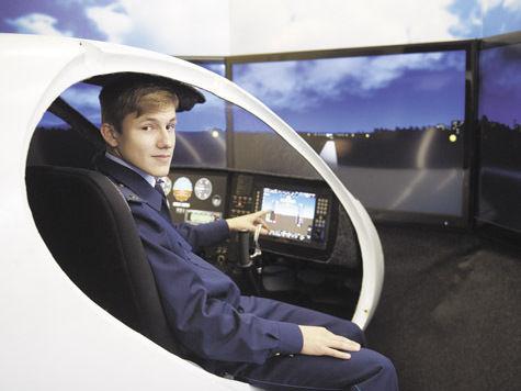 Вилку правильно держать, самолетом управлять — учат в школе