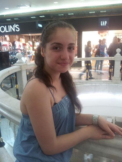 14 летняя школьница фото: