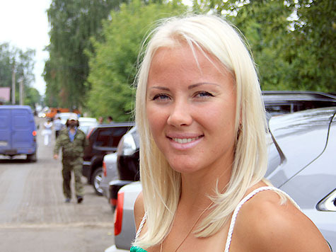 фото девушек блондинки простые фотки