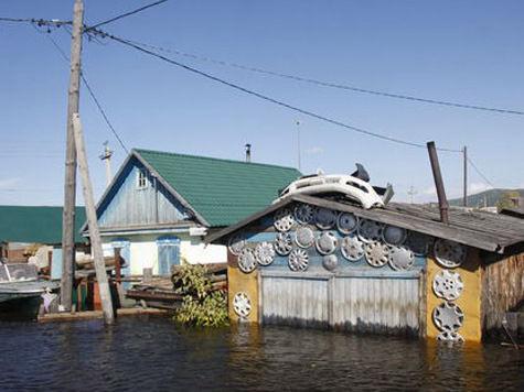 Жертвы наводнения могут наняться на ремонт собственных домов