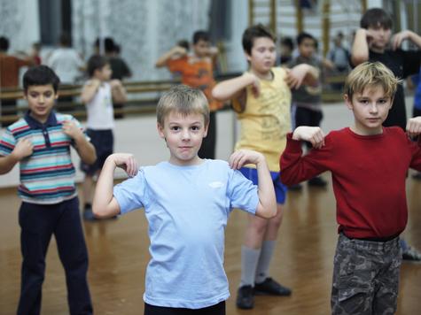 На коломенских школьниках станут ставить фитнес-опыты