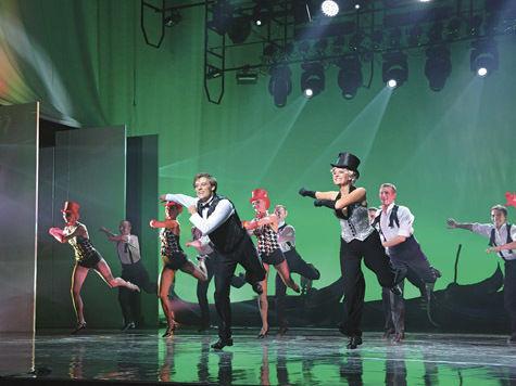 московская оперетта премьера пол абрахам