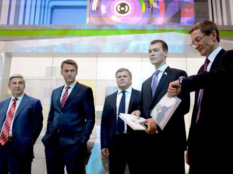 Навального могут снять с выборов в результате «драки» с Левичевым