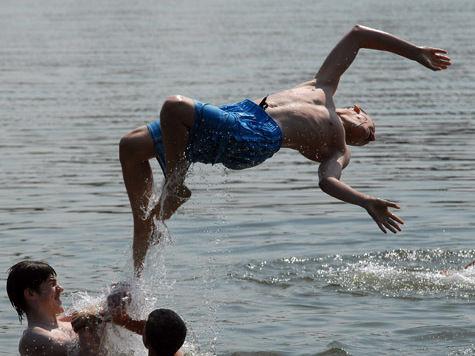 На каких пляжах в Москве можно купаться сегодня?