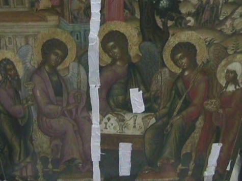 Арест «Троицы» может закончиться больницей