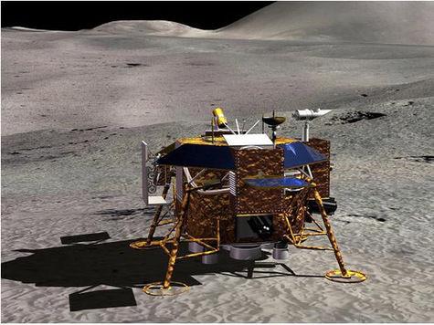 Этой зимой Китай запустит на Луну самый сложный космический аппарат