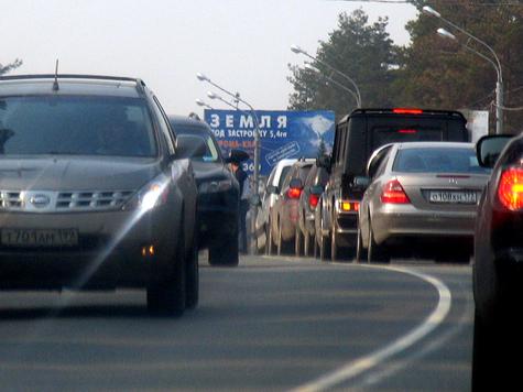 Минтранс просит 850 млрд рублей в дорогу
