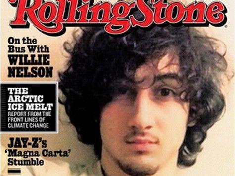 Бостонский журнал показал «истинное лицо террора», опубликовав снимки задержания Джохара Царнаева