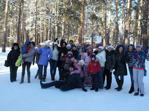 Совершили поездку вместе с нами аж в Артемовский район - в санатор…