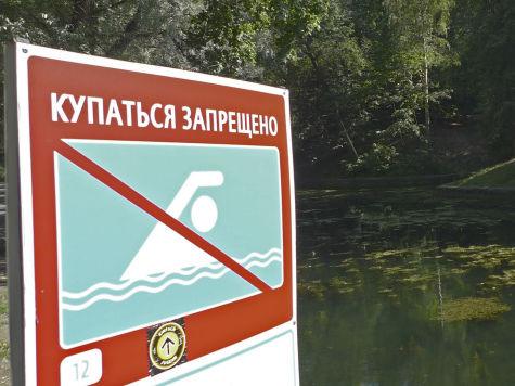 Роспотребнадзор закрыл еще один пляж для купания в Москве
