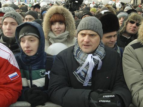 Оппозиция хочет на Лубянку
