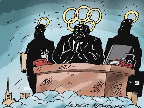 олимпиада википедия